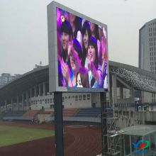 PH10 outdoor kolom suppert LED-display