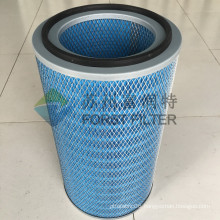 FORST Best Price Pleated Donaldson Oval Air Filter Element P191889
