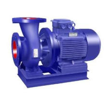Horizontal Close Coupled Pipeline Centrifugal Irrigation Water Pump