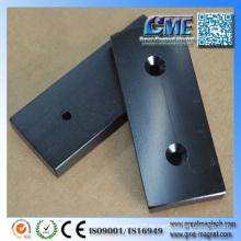Magnetische Bars für Verkauf Magnete mit Löchern