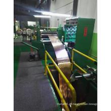 Máquina de corte de precisão de aço inoxidável