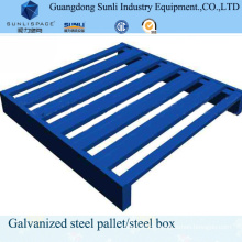 Galvanized Euro Size Reinforced Steel Pallet