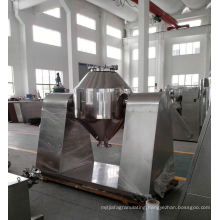 2017 W series double tapered mixer, SS feed grinder for sale, horizontal used ribbon blender