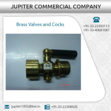 Original Brand Brass Valves and Cocks at Best Market Price