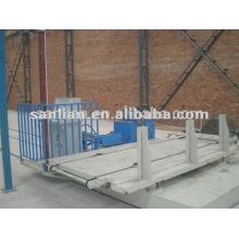 metal wall panel formed machine