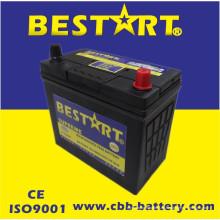 12V45ah Premium Qualität Bestart Mf Fahrzeugbatterie JIS 46b24L-Mf