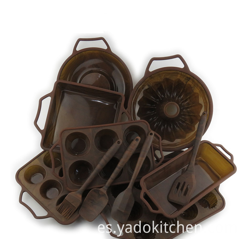 Baking Molds European