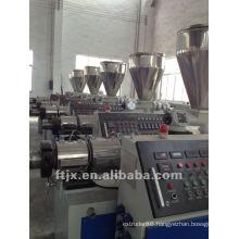 ft110 high capacity PVC PROFILE Production Line