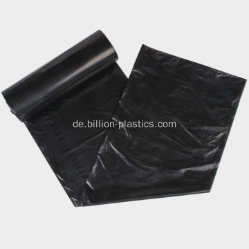 HDPE Can Liner in schwarz