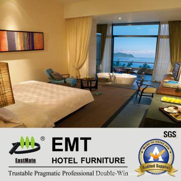 Muebles del dormitorio del hotel / fruniture de la cama del estilo del ocio (EMT-HTB08-2)