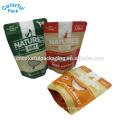 Venda quente shenzhen fornecedor meia embalagem transparente para o cão tratar malote