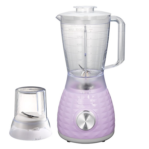 1.5L rotary switch food blender with grinder