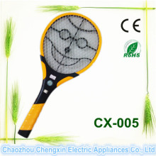 Best Sales Powerful Mosquito Swatter Fly Killing Bat Insect Racket with LED Light