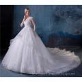 Alibaba wedding dress bridal gown latest design HA608