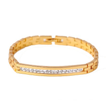 71311 xuping new fashion 18k gold plated women bracelet