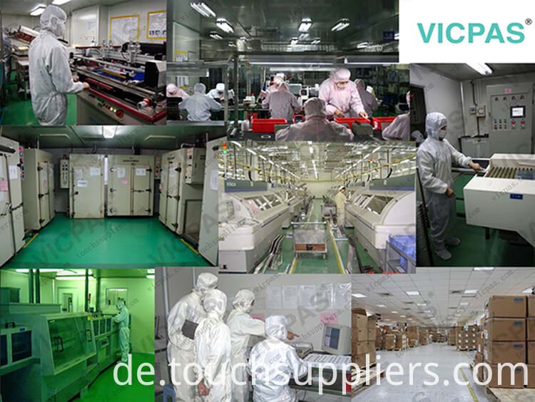 vicpas touch screen company information