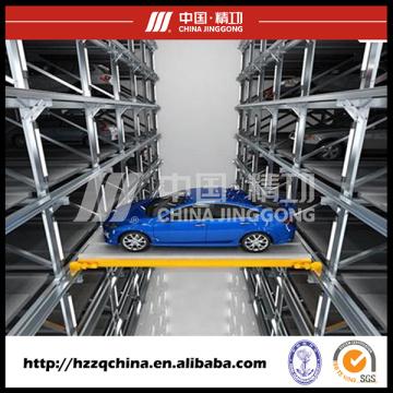 Elevadores técnicos altamente técnicos do carro da corrediça de Ppy com sistema ideal automatizado do estacionamento do carro