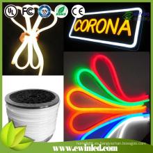 Luz de neón de diferentes colores para iluminación de arcos / borde de puente