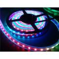 IP68 Adressierbarer DMX 512 RGB LED Streifen 5050 DMX Streifen