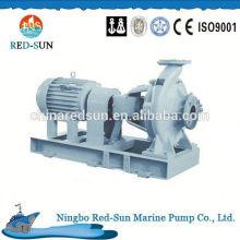 Pompe à eau de refroidissement maritime 12v horizontale