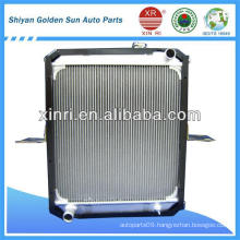 Factory low price good qualtiy light truck radiator in Hubei,China