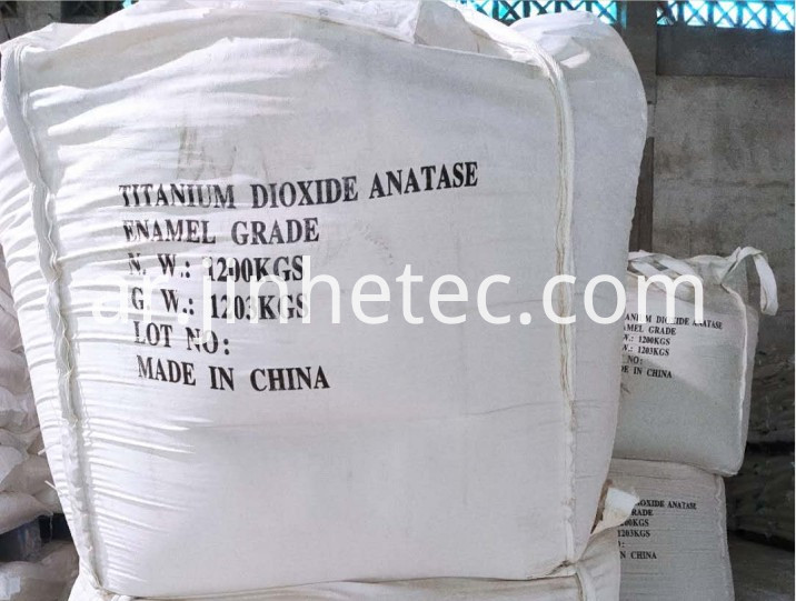 TiO2 Anatase For High-grade Ceramic