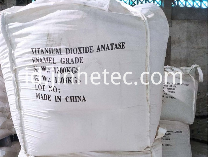 Titanium Dioxide For Ceramic Sanitary Ware