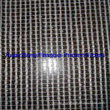 Alkali-Resistant Fiberglass Mesh Coated with Carbon