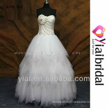 RSW131 Crystal Embellishments For Wedding Dresses