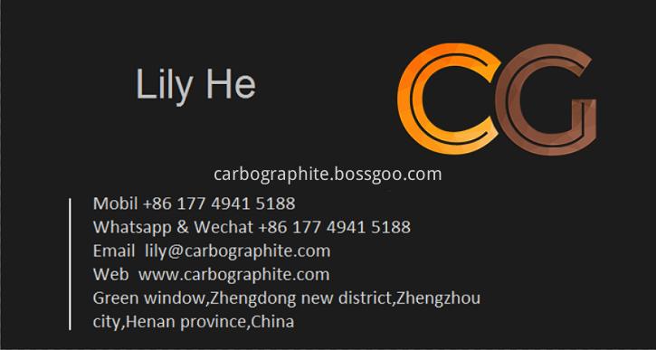 Carbographite Name Card