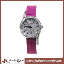 Fashion Luxury Wholesale Stainless Steel Watch. Ladies Watch