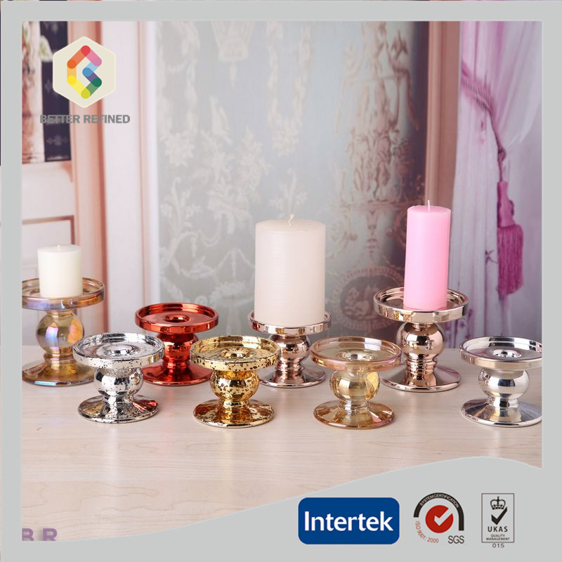 candlestick holder gold