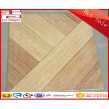 buena quilty y tiene un precio barato diseños de azulejos newv para azulejos de la sala de estar y baldosas impresas de madera 60X60