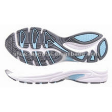 2013 running sport shoe sole manfacturer