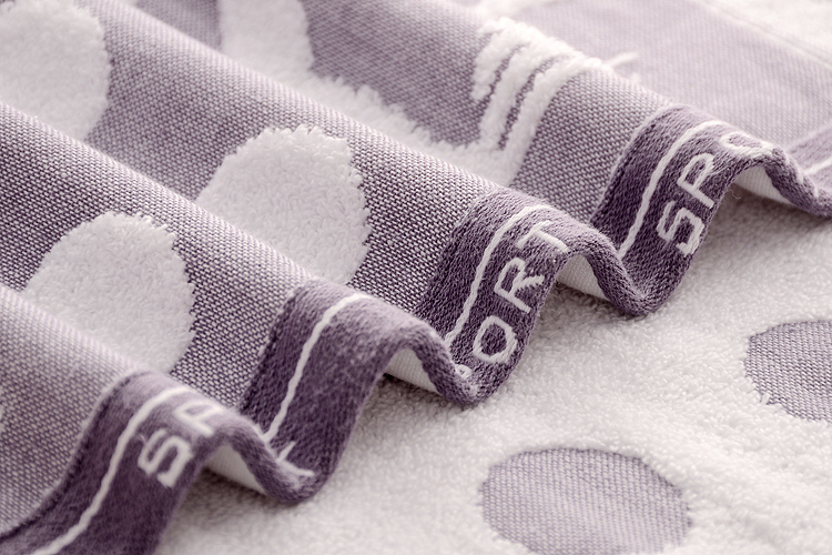 Gauzy Cotton Towels