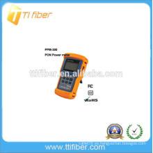Medidor de energía óptica de fibra de mano / probador PPM-300