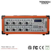 Tonoch 8 Channel Power Box Theater Mixer