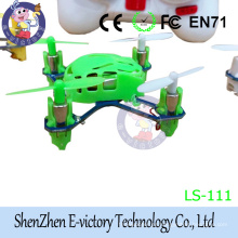 Mini 2.4G 6-Axis Gyro RC Quadcopter
