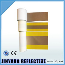fire resistance reflective fabric tape
