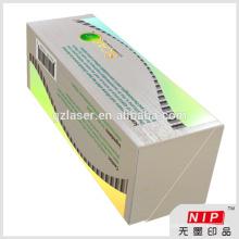 Kundenspezifische Laser-Holographie keine Tinte gedruckt Verpackung Verpackung Papier-Box für Kosmetik-Flasche