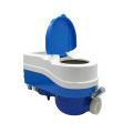 Smart IC Card Digital Prepaid Water Meter