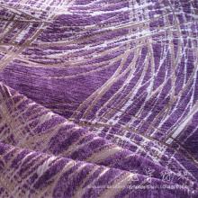 Chenille do jacquard tecidos decorativos
