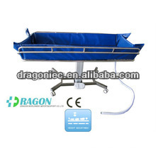 DW-HE018 Krankenhaus Vichy Dusche Massage Bett Krankenhaus Ausrüstung