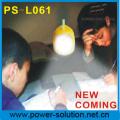 2W Солнечная энергосберегающий фонарь с аккумулятором 4500mah батареи