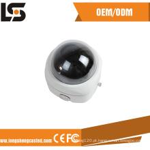 Fabricante de carcaça para câmera de CFTV de liga de alumínio sob pressão