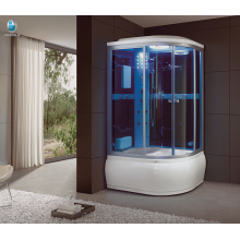 Fiberglass home used steam room personal shower steam room for sale