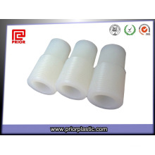 Nylon OEM Plastic Part with Thread Screw