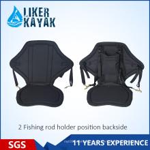 Soft Seat für Kajak mit Tasche in der Rückseite