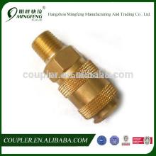 NPT1/4M-14 Brass american standard hose fitting