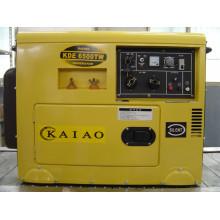 Generador diesel de la soldadura del uso doble de la fase 50Hz / 2kw / CC 180A de la CA